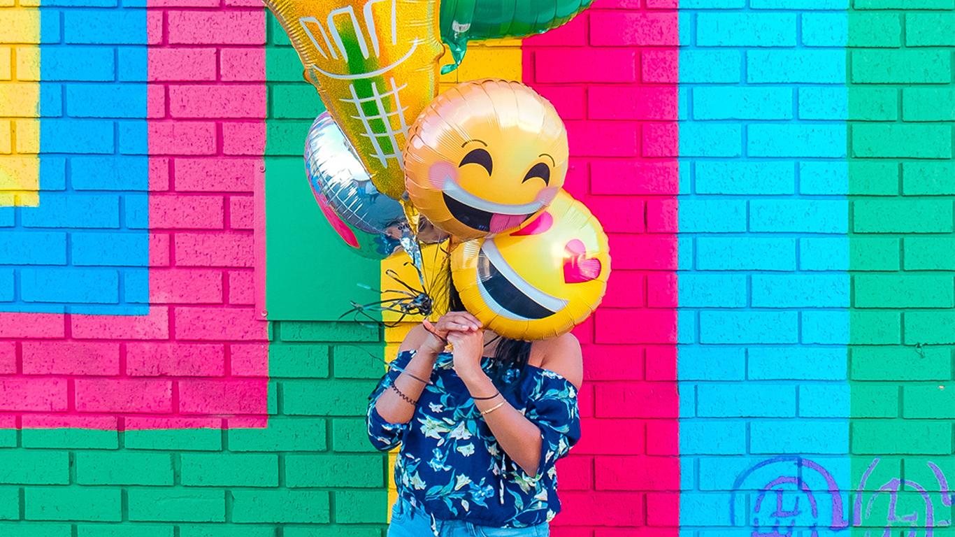 Een emoji zegt meer dan 1000 woorden